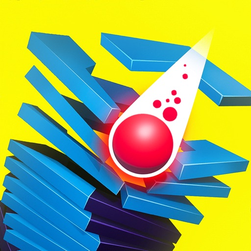 Stack Ball 3D free software for iPhone and iPad