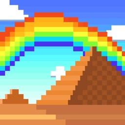 Pixelscape - Color by Number