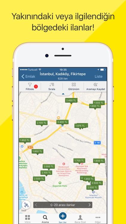 sahibinden.com: Al,Sat,Kirala screenshot-4