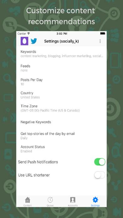 DrumUp-Social Media Management screenshot three