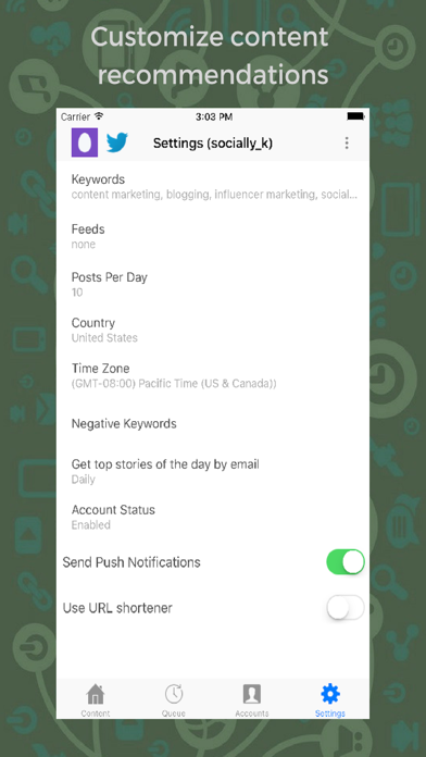 DrumUp-Social Media Management screenshot three