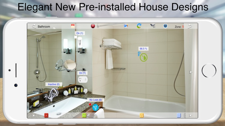 HOS Smart Home BACnet BMS Live screenshot-6