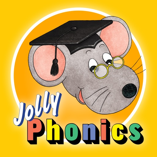 Jolly Phonics Lessons