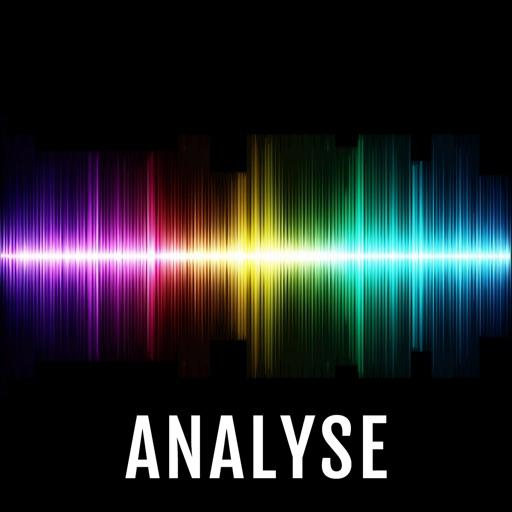 Analyser & Tuner AUv3 Plugin icon
