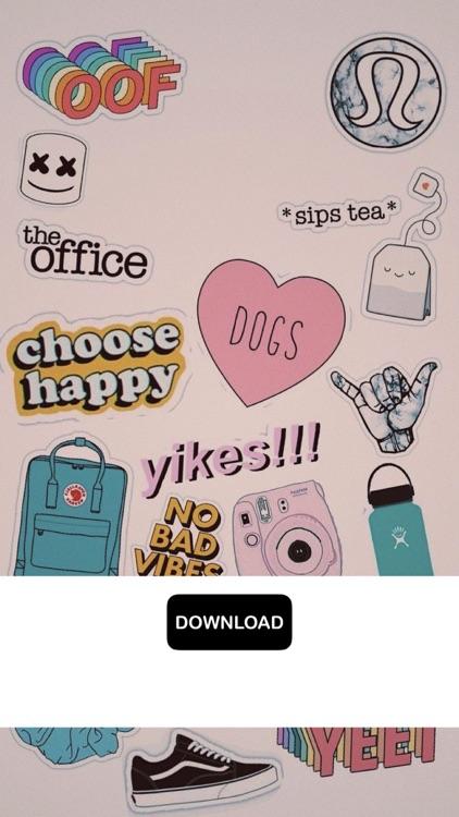 Wallpapers for VSCO Girls