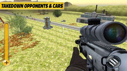 Sniper Destroy Highway Crime screenshot 1