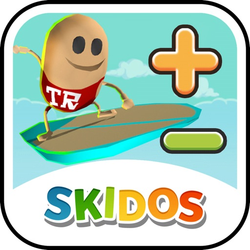 Surf Addition,Subtraction Game