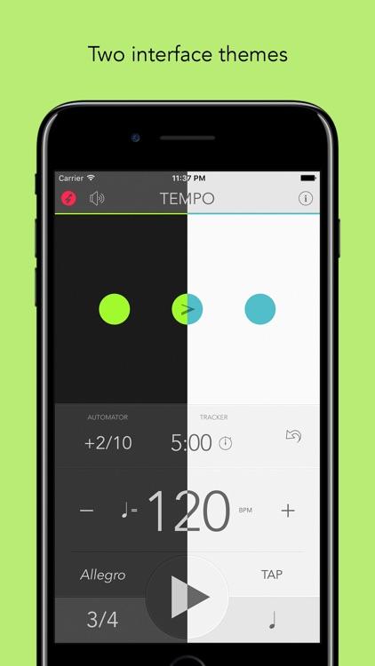 Metronome: Tempo Lite screenshot-3