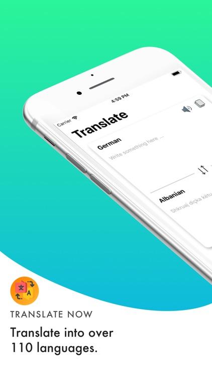 Translate More - Translator