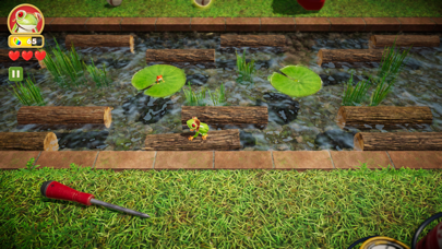 Frogger in Toy Town screenshot 7