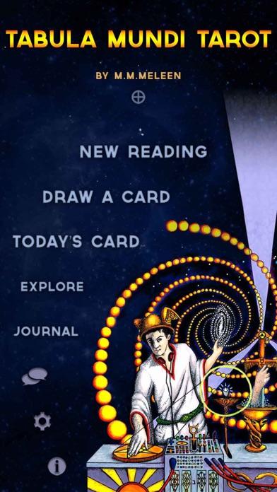 Tabula Mundi Tarotのおすすめ画像1