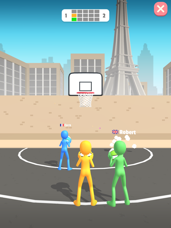 Five Hoops screenshot 8
