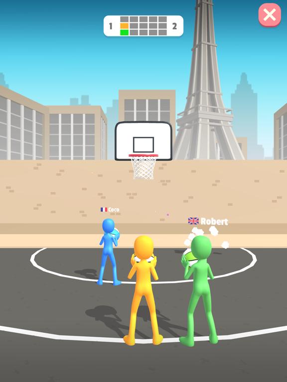 Five Hoops screenshot 3