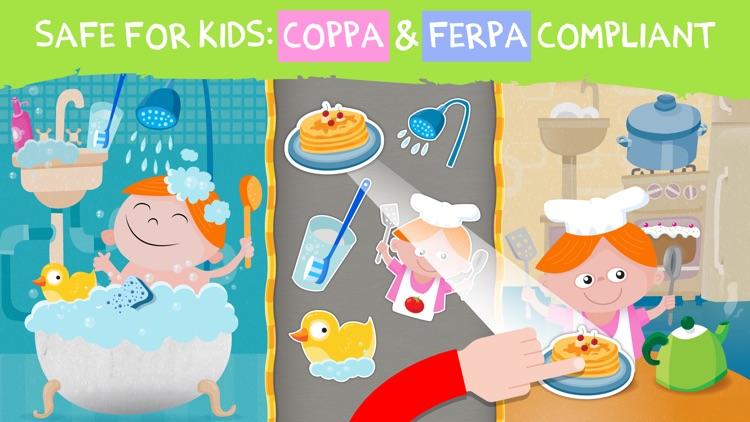 Pre-k preschool learning games screenshot-3
