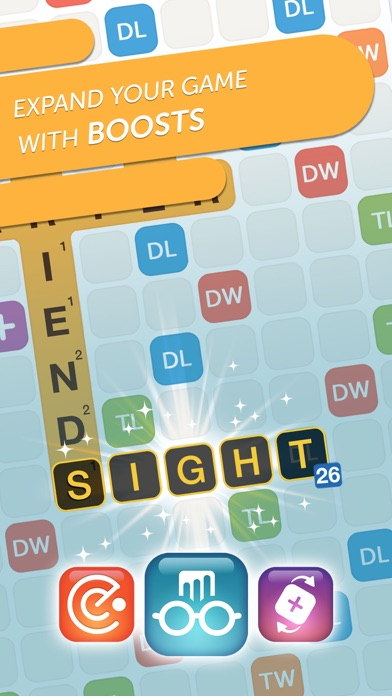 Words With Friends 2 Word Game Screenshot on iOS