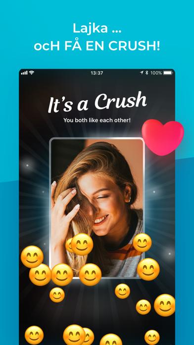 Dating apps inte baserat på plats
