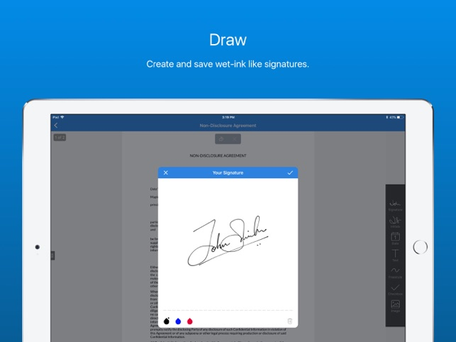 SignEasy - Sign and Fill Docs on the App Store
