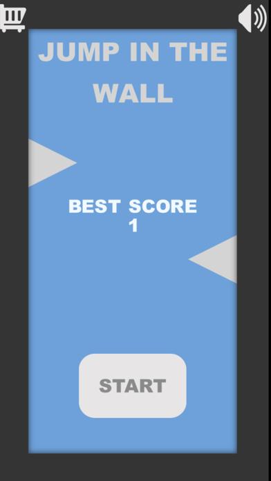 Jumping black ball screenshot 2