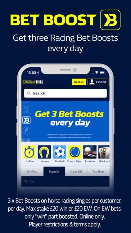 William Hill Sports Betting