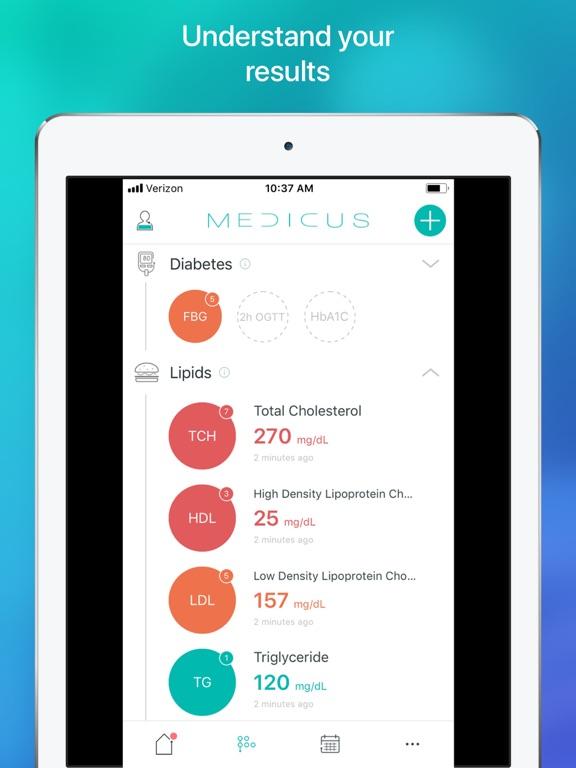 Medicus AI screenshot