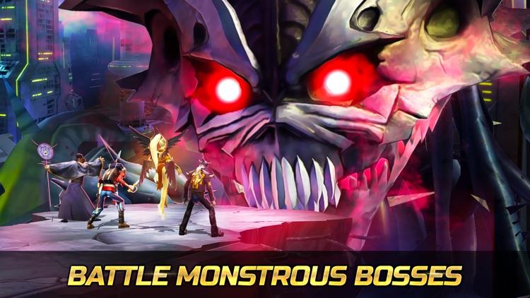 Legacy of the Beast screenshot-5