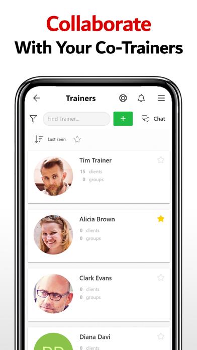 点击获取Trainero for Personal Trainers