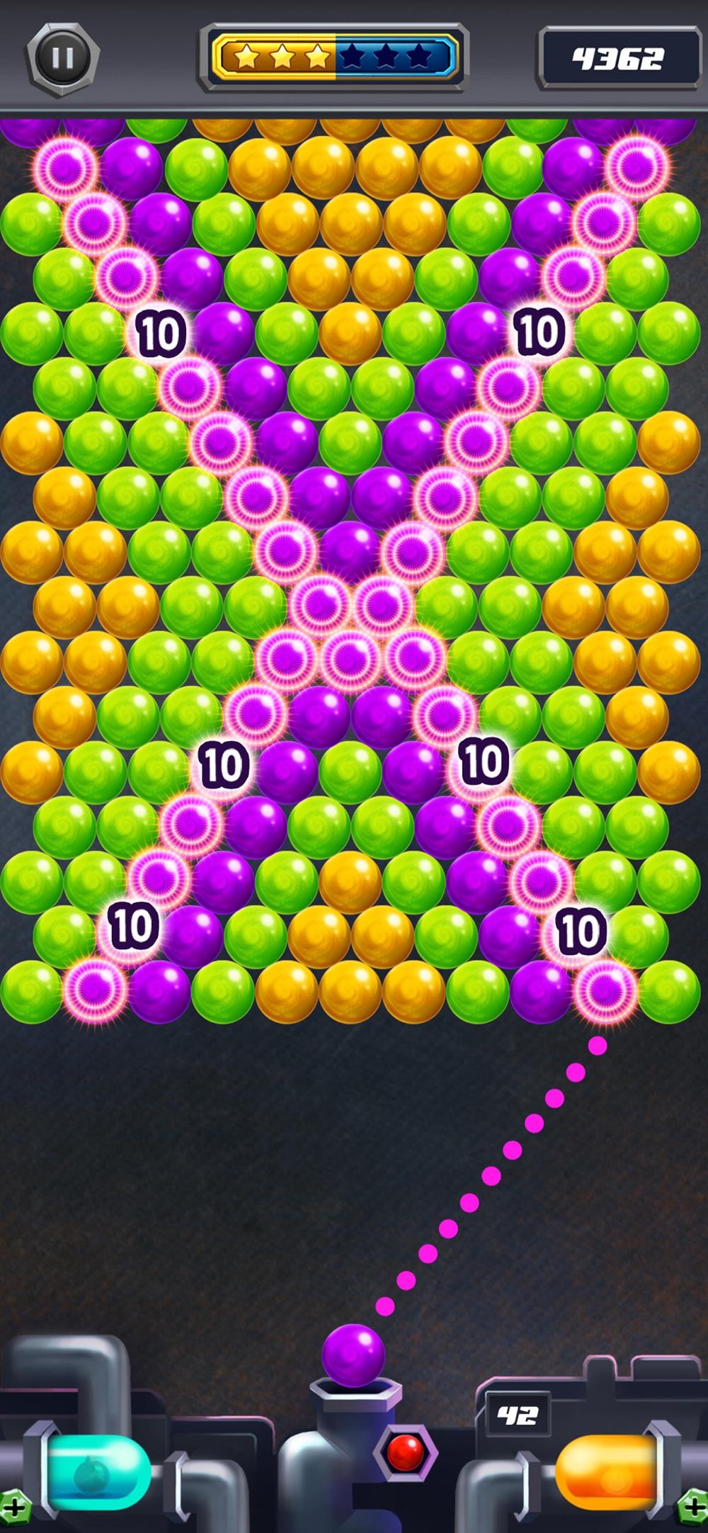 Power Pop Bubble Shooter Mania Cheat Codes