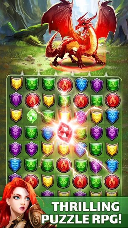 Empires & Puzzles Epic Match 3 screenshot-0