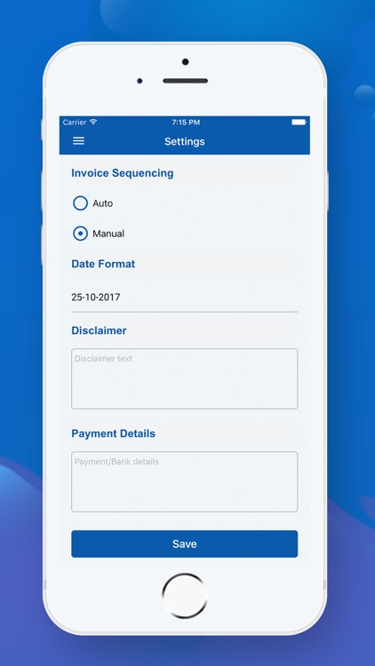 Quick Invoice Maker screenshot-5
