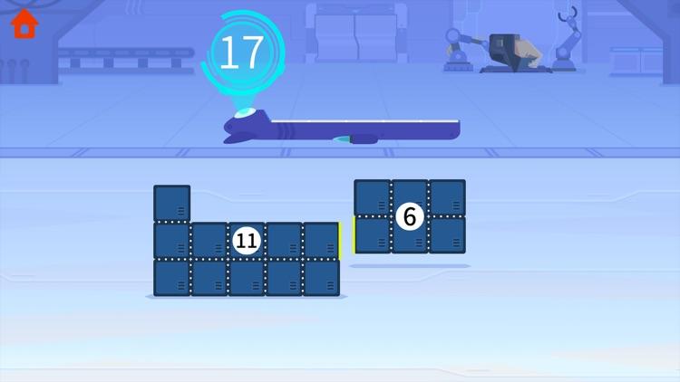 Dinosaur Math - Learning Games screenshot-4