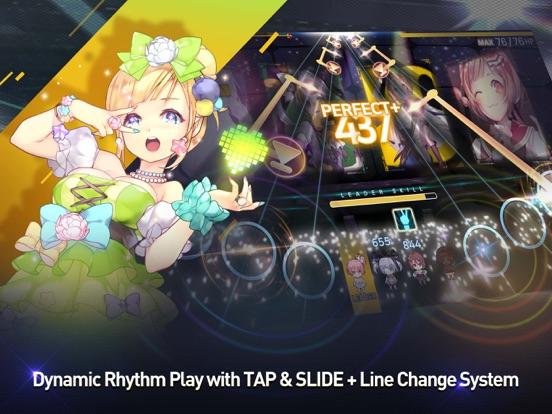 TAPSONIC TOP - Music Game screenshot 11