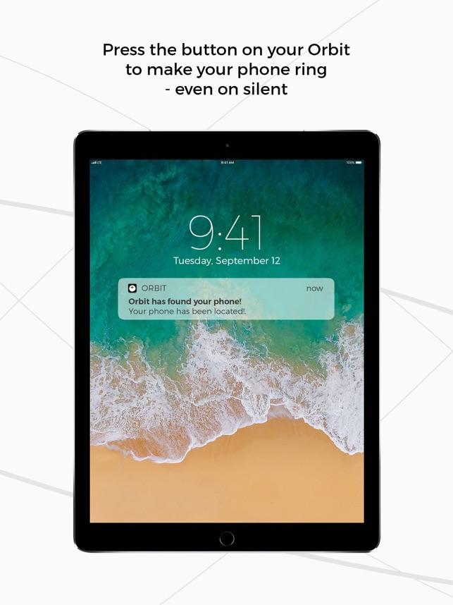 Orbit - Find lost keys & phone on the App Store