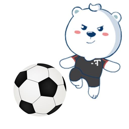 足球Bear