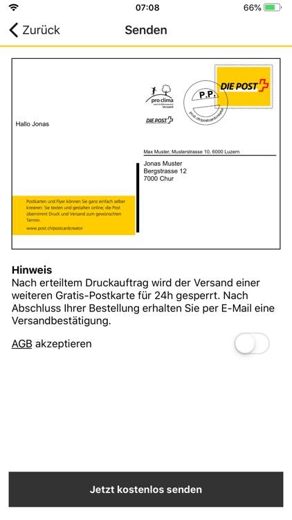 PostCard Creator screenshot-3