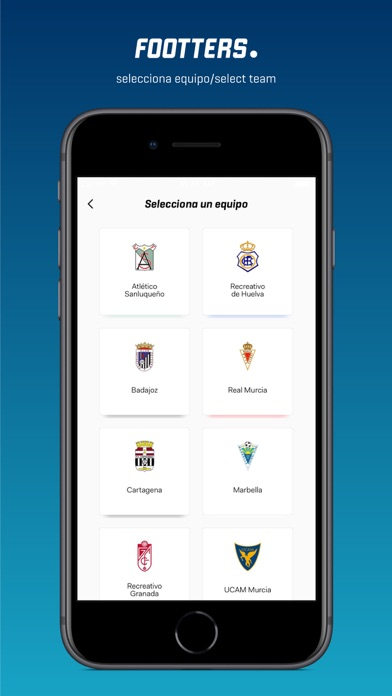 Screenshot for Footters in Mexico App Store