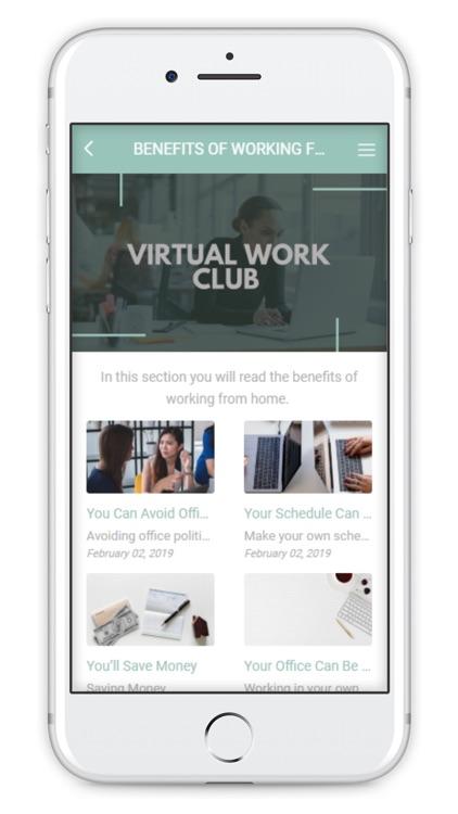 Virtual Work Club