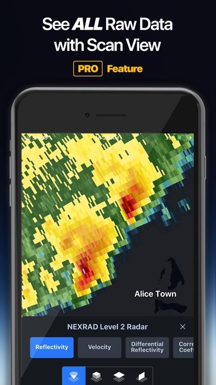 Weather Lab - 3D Radar