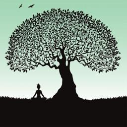 Relaxing Tree Breathing App