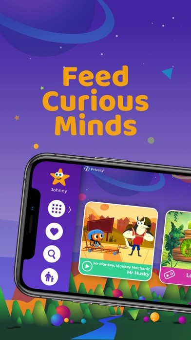Curious World: Play Learn Grow Screenshot