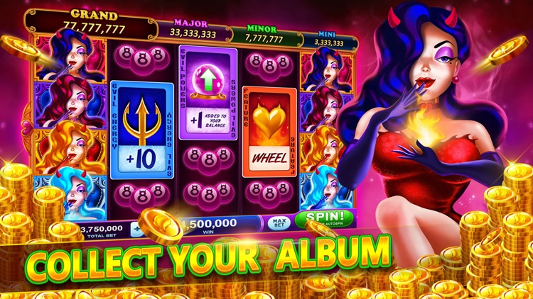 Double Win Casino Slots Game screenshot-2