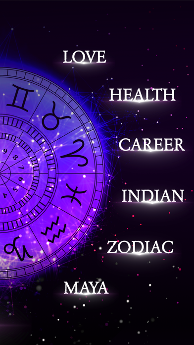 Astroline astrology, horoscope Screenshot