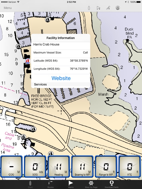 Maptech iPlot screenshot-0