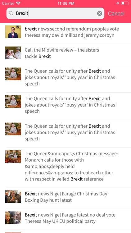Breaking news UK screenshot-4