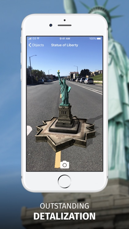 Architeque - your world in AR