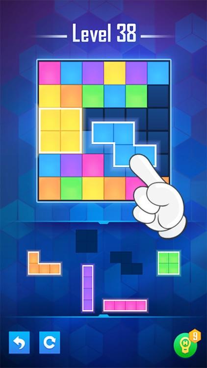 Block Puzzle Mania - Fill grid screenshot-5