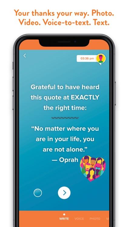gthx: Gratitude screenshot-5