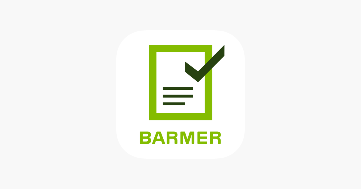 Barmer App Im App Store