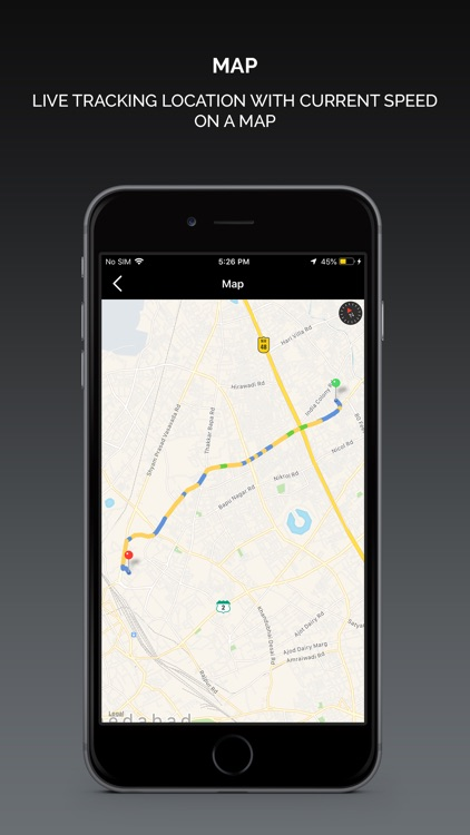Smart GPS Speedometer screenshot-4