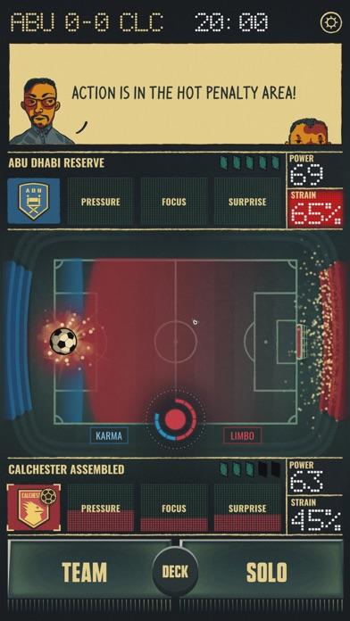 Football Drama Big Match screenshot #1