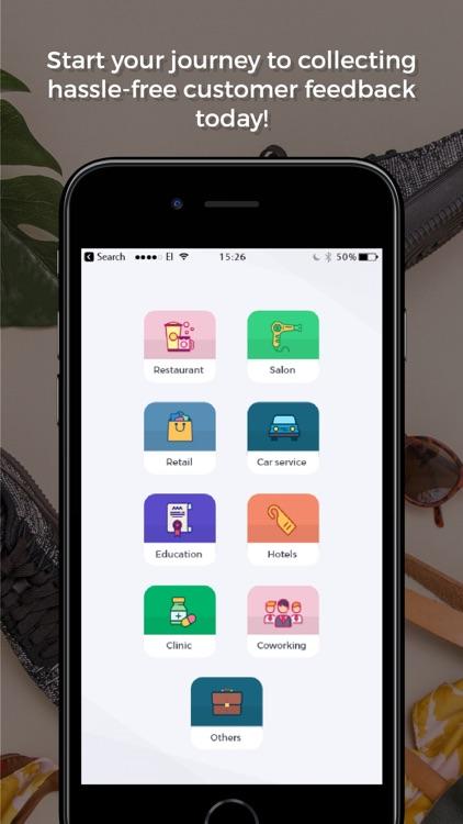 Customer Feedback App screenshot-4